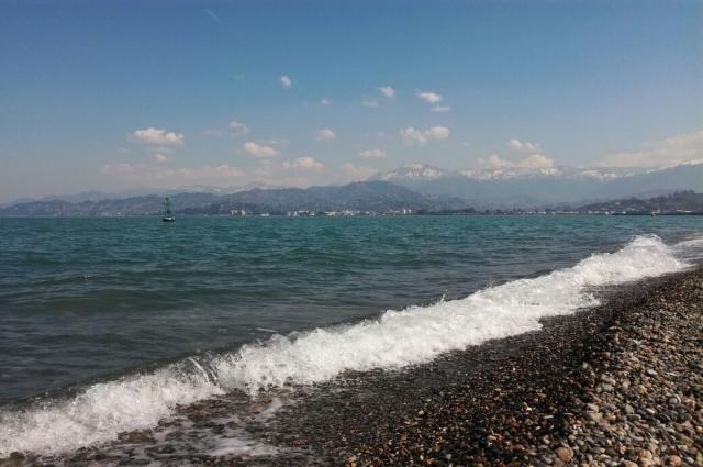 Море в Аджарии