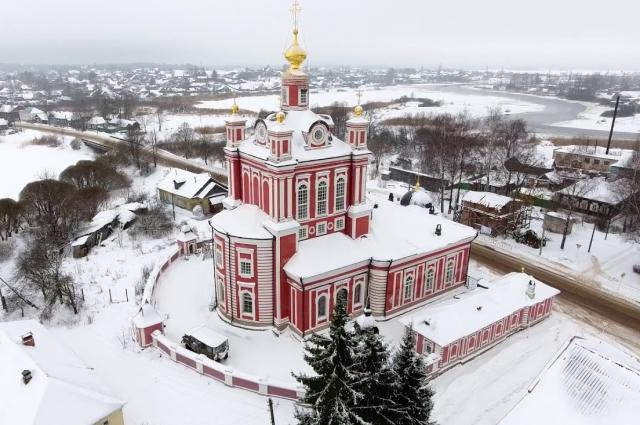 Зимний Торопец.