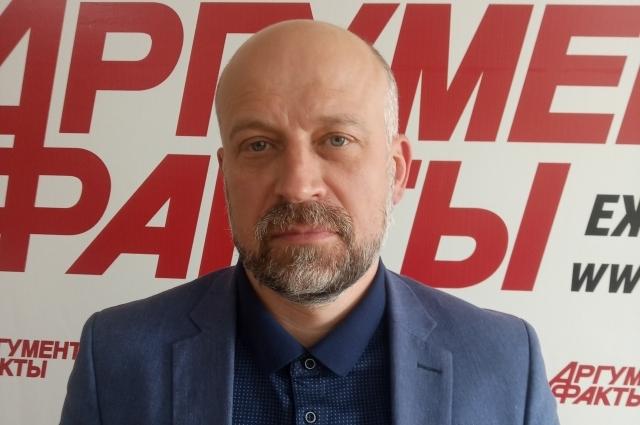 Сергей Обертас