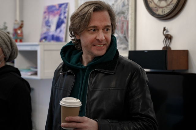 Олег Кириченко - главный человек на проекте