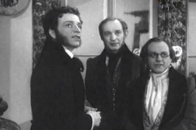 Петр Алейников в фильме «Глинка» (1946)