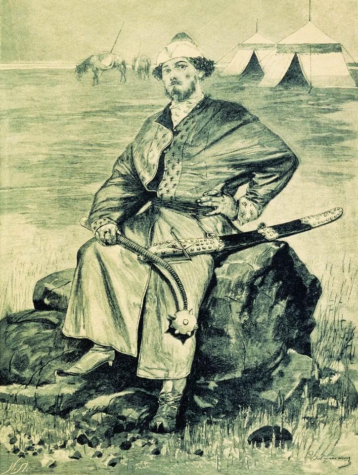 А. П. Рябушкин. Алёша Попович Былинный богатырь