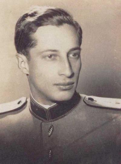 В начале Великой войны 1914 года Константин в рядах Кавалергардского полка ушел на фронт.