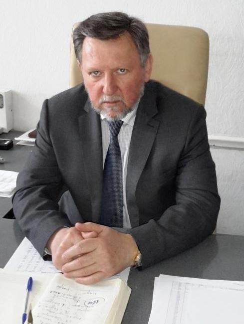 Главный врач Юрий Шубин