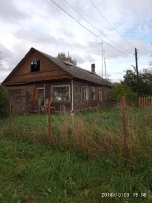 Преступление было совершено в этом доме в поселке Новинка.