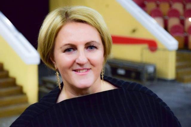 Директор Омского цирка Елена Агафонова.