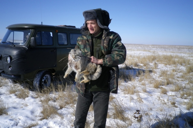 Изучение животных - для их сохранения.