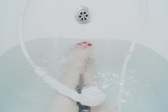 Принимать ванную при ОРВИ не стоит.