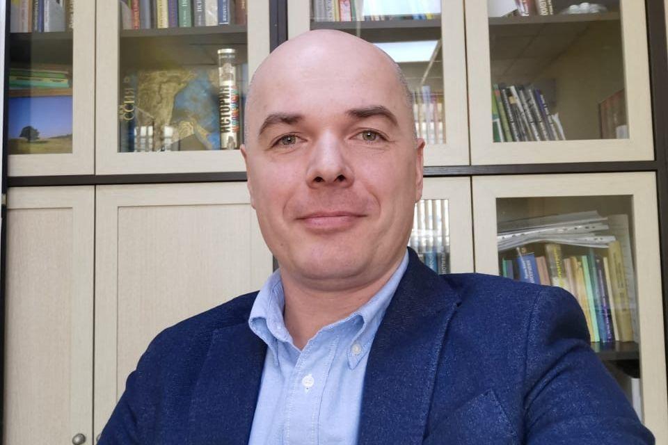 Дмитрий Метелеркамп-Энбе
