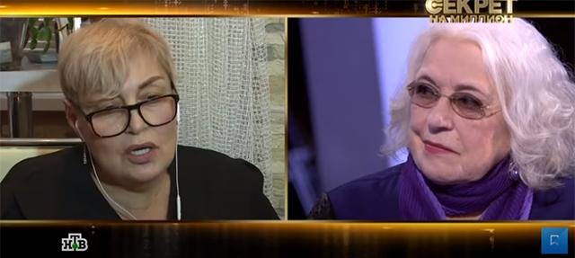 Лидия Федосеева-Шукшина и ее дочь Анастасия.