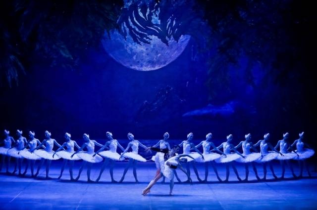 Омская версия балета не повторяет американский спектакль.