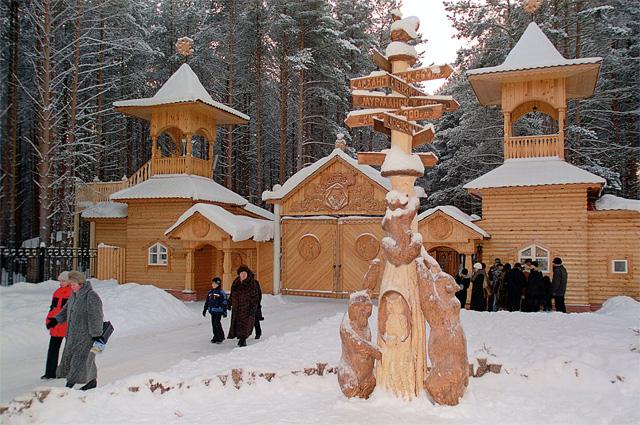 Игорь считает, что резиденции в Великом Устюге нужно