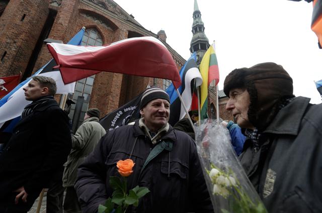 16 марта в Латвии традиционно отмечается так называемый «День памяти латышских легионеров»