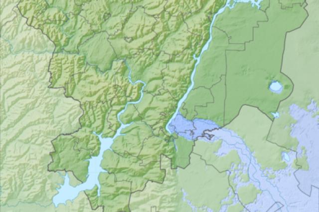 Место наибольшего сближения двух великих рек – Волги и Дона