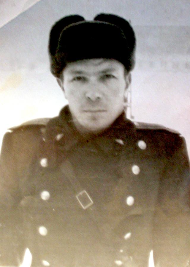 Семен Коновалов в годы Великой Отечественной Войны.