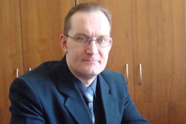 Политолог Александр Семенов.