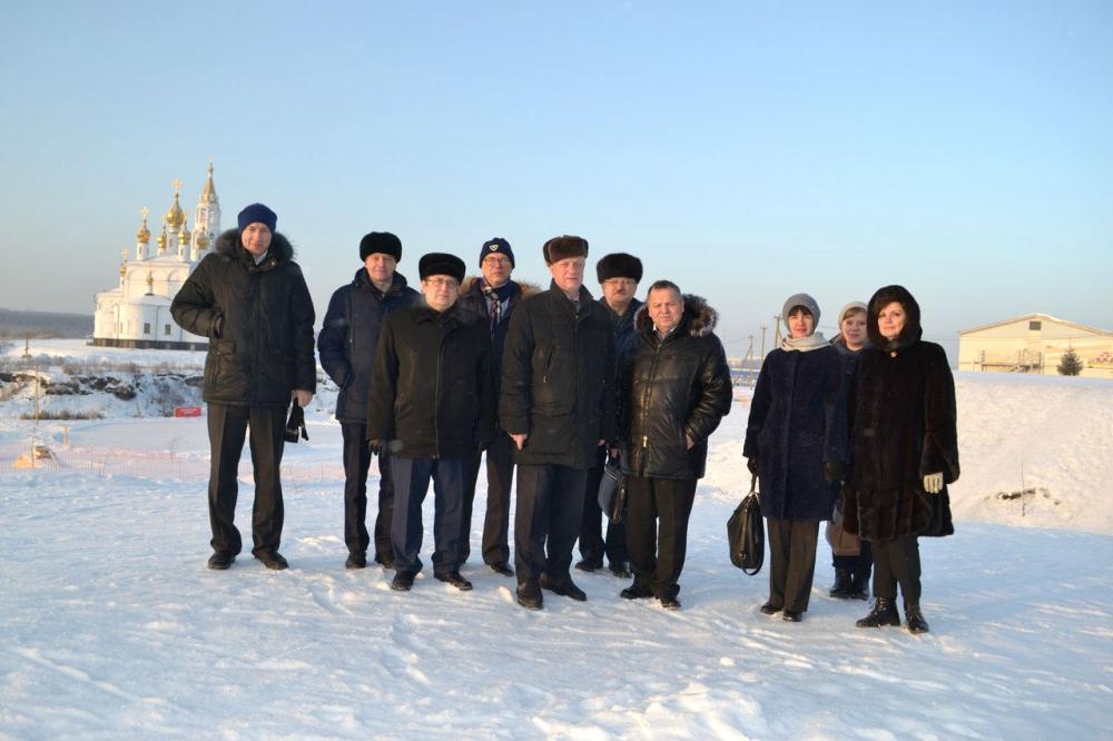 В новом районе работают пять фундаментальных институтов УрО РАН.
