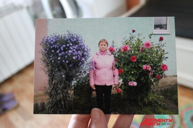 Цветения в огороде Зинаиды Ивановны продолжаются до осени