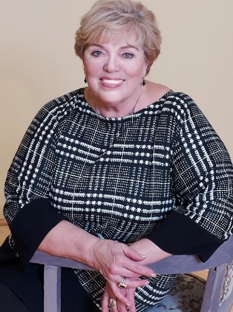 Народная артистка России, актриса Тверского областного драматического театра Ирина Андрианова.