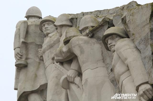 Рудаков и его товарищи погибли на высоте у хутора Копани.