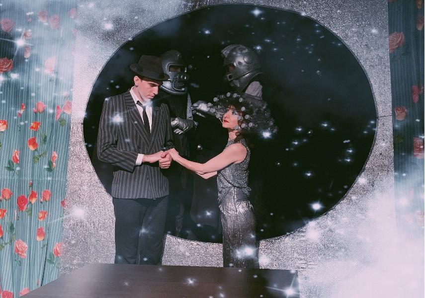 Спектакль «Гагарин, я вас любила»