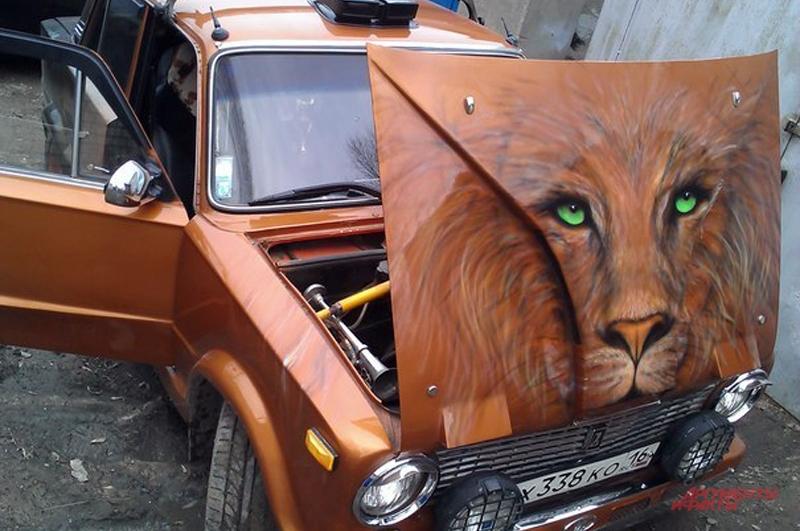 Тюнинг автомобиля обошелся в 280 тысяч рублей