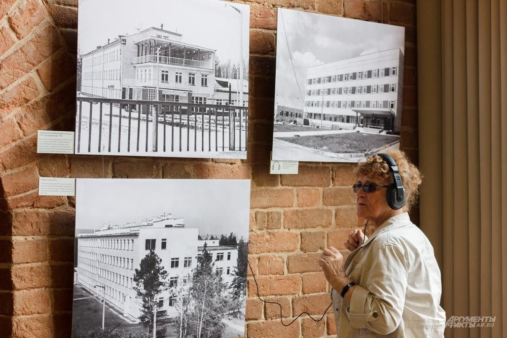 Выставка о микрорайоне Химмаш открылась в Музее истории Екатеринбурга.