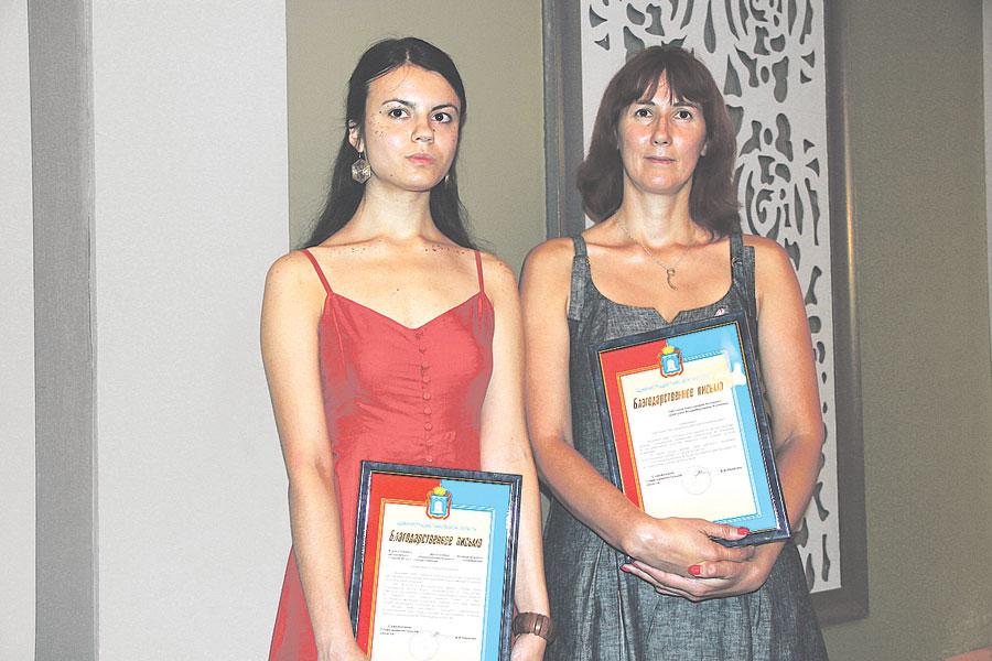 Выпускница лицея № 21 города Тамбова Ксения Котченко получила максимальные сто баллов за экзамены по русскому языку и литературе.