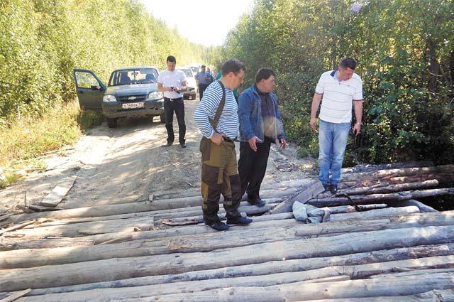 Капитальную реконструкцию нужно сделать на двух мостах – через реку Вылыс Койю и реку Большой Войвож.