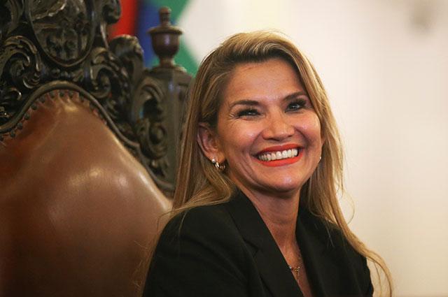 Жанин Аньес.