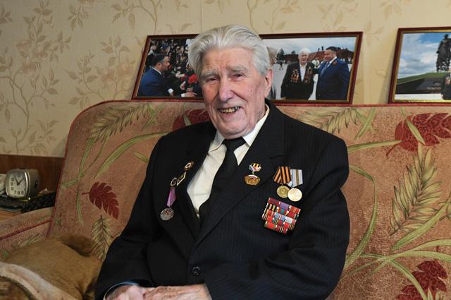 Борис Воробьёв.