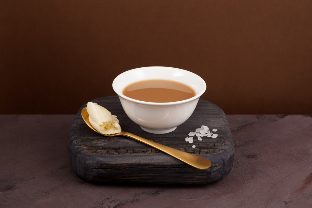 Калмыцкий чай.