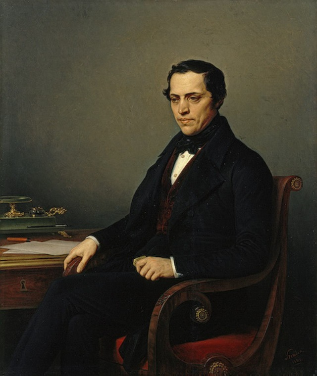 Дмитрий Егорович (он же – Георгиевич) Бенардаки (1799 – 1870)- первый русский миллионер,крупный благотворитель и меценат.