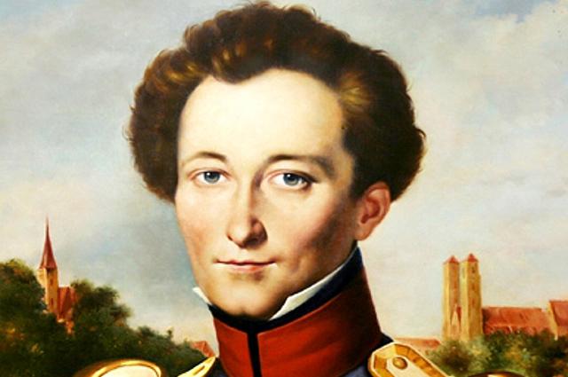 Карл Филипп Готтлиб фон Клаузевиц.