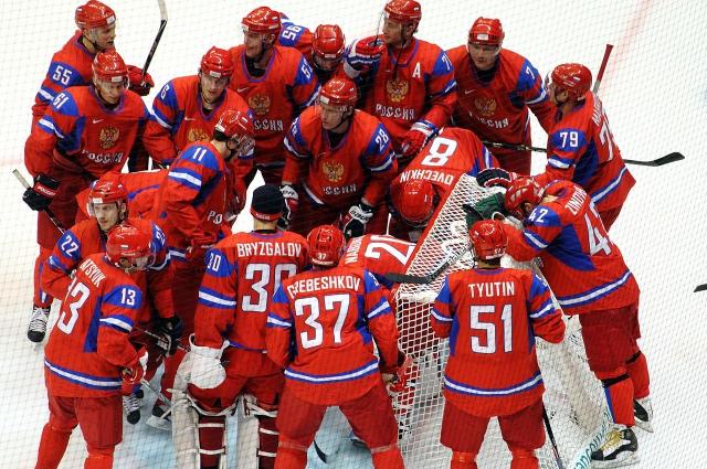 В мае в России пройдет чемпионат мира по хоккею.