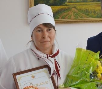 Зоя Амосова