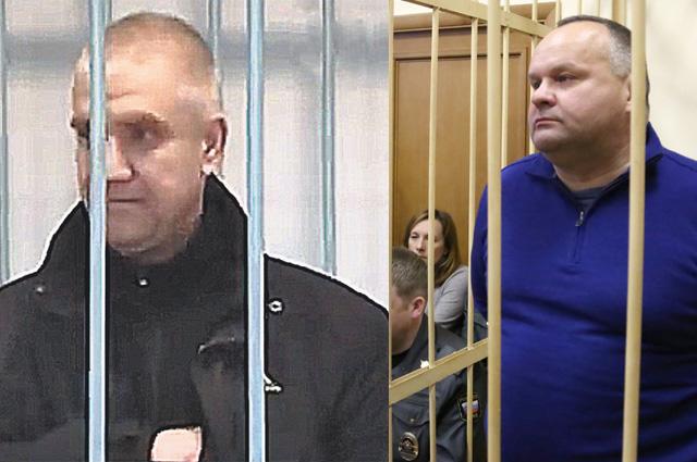 Евгений Сас (Покров): срок: 11 лет, штраф: 17 млн.руб.