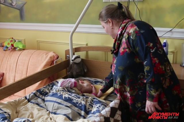 В помощи нуждаются практически все семьи, где есть больной ребёнок.