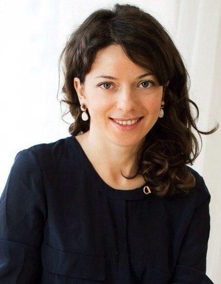 Психолог Марина Салитова.