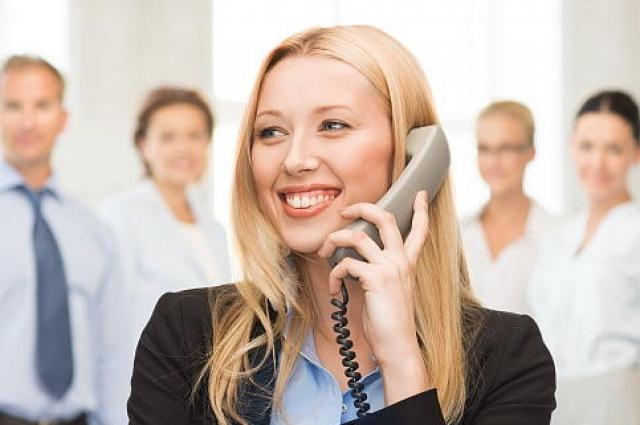 В первый же рабочий день сделайте несколько звонков.