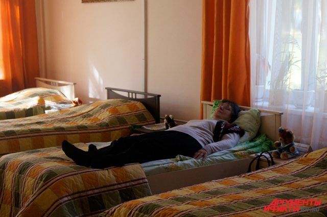 Лечь отдыхать детсадовцы могут не дожидаясь тихого часа
