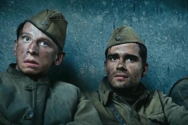 Актер Петр Федоров (справа) довольно часто приглашается в картины Бондарчука.
