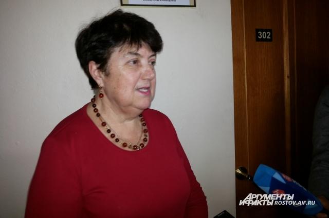 Управдом Татьяна Новикова считает, что проект выгоден даже жителям небольших населённых пунктов.