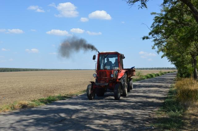 Шишкин даже попал в кино - стал героем документального фильма Анастастии Безрук «Все на трактор».