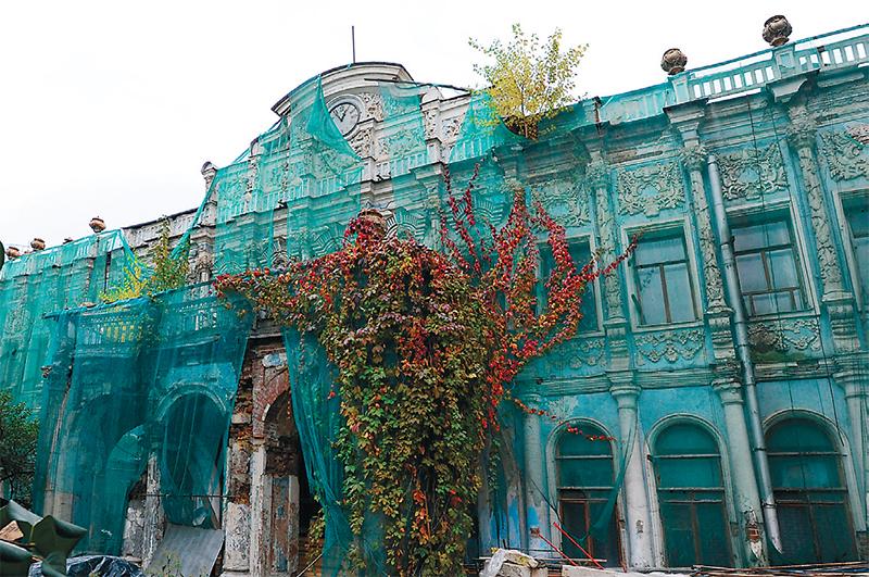 Дом князя Дмитрия Пожарского на ул. Б. Лубянка, 14