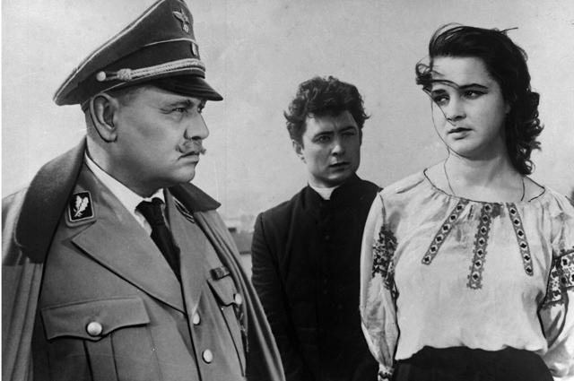 Художественный фильм «Иванна», снятого режиссером Виктором Ивченко. 1960 год.