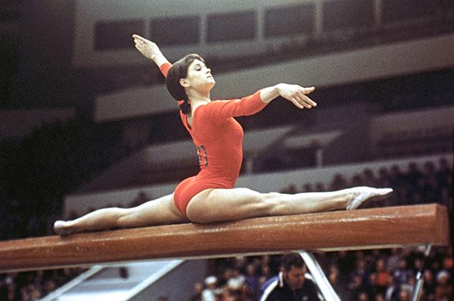 Зинаида Воронина, 1971 г.