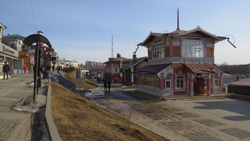 130 квартал в Иркутске