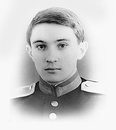 Суворовец Александр Солуянов