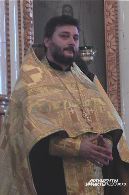 Отец Агафангел